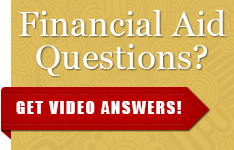 Financial Aid Questions - Get video answers