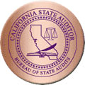 California State Auditor, Bureau of State Audits Seal