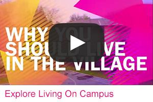 Explore Living On Campus