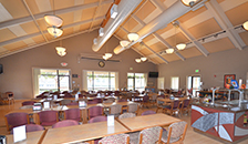 Housing dining hall