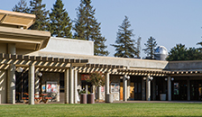 Student Union building exterior