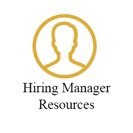 Hiring Manager Resources