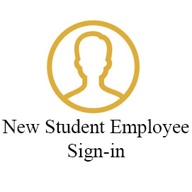New Student Employee Sign-in