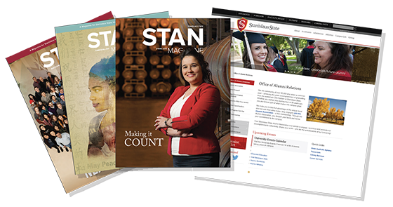 STAN Magazine and Website