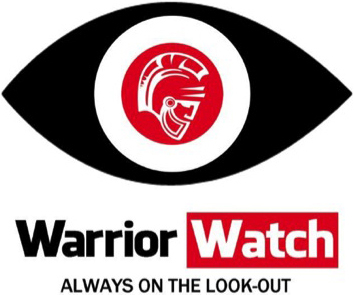 Warrior Watch. Always on the Look-out