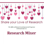 Share your love of research