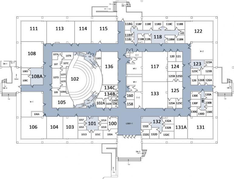 Bizzini Hall 1st Floor