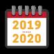 2018-2019 Academic Calendar Link