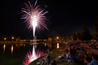 Fireworks at Stan State Keep the Turlock 4th of July Tradition Alive