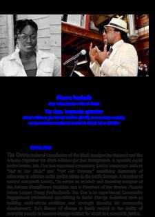 Black history month Kinara Sankofa and Tia Oso