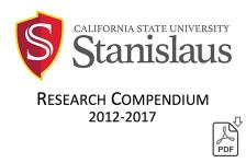 Research Compendium 2012-2017