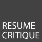 Resume Critiques by Local Recruiters